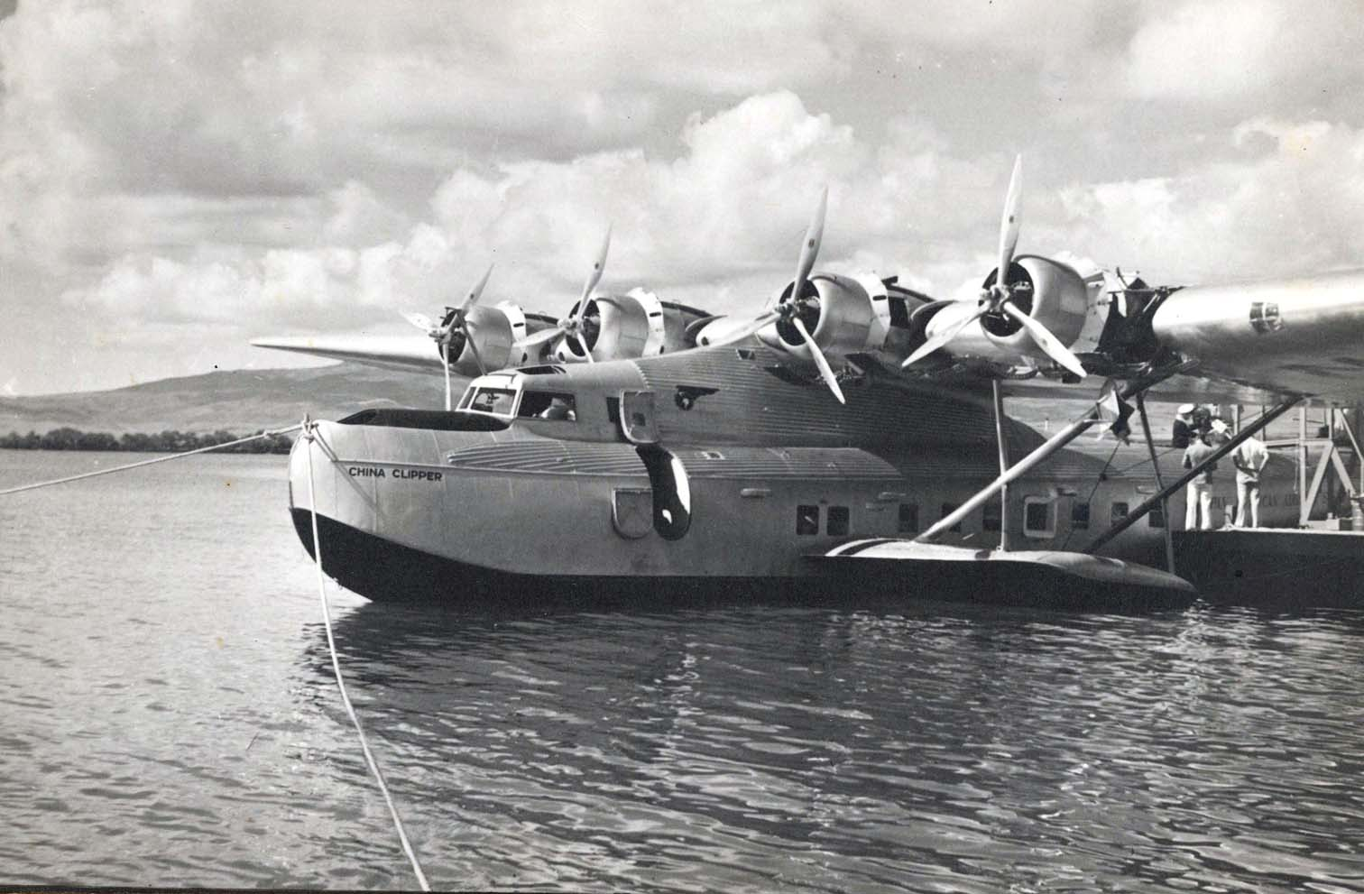 70 Years Ago Today… Crash of the China Clipper in Trinidad | The Open Window