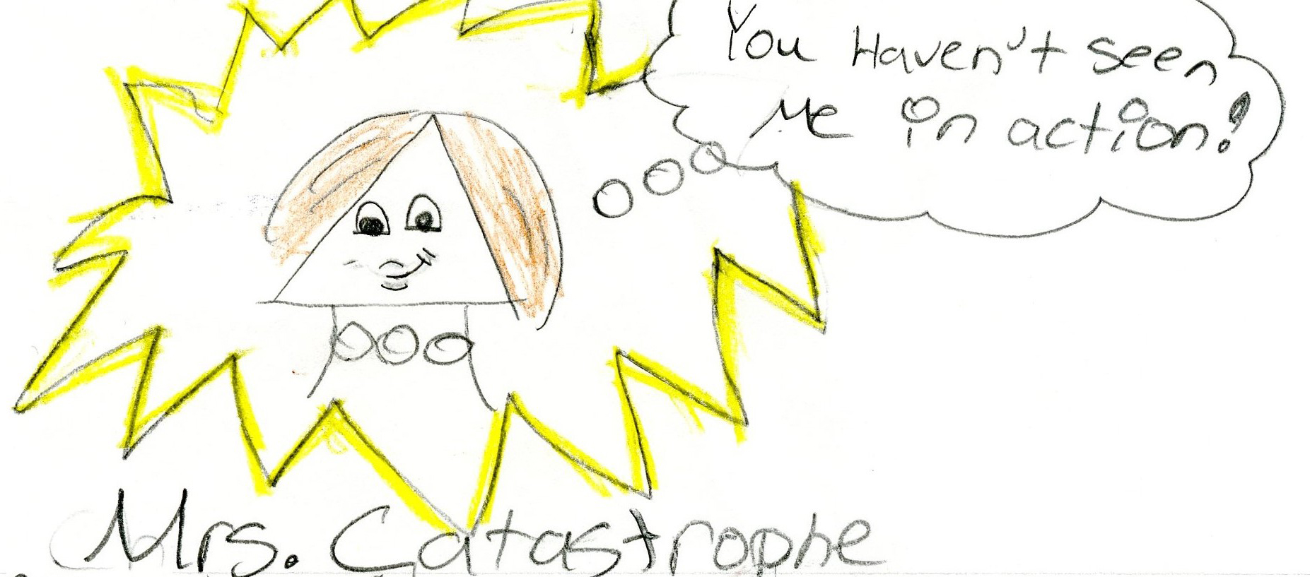 Mrs Catastrophe - 1